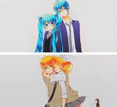 SAudara Hatsune dan Kagamine !! ^_^