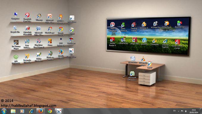 Design 3d Untuk Pc Bikin Desktop Komputermu Menjadi Lebih
