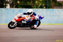 Pembalap Indonesia Finish ke-5 di Ajang Balap Professional Talent Cup