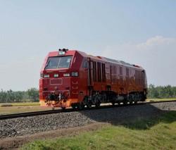 Kereta Lokomotif Canggih Buatan Indonesia