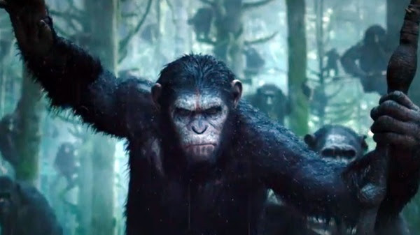 Dawn of the Planets of the Apes Trailer: Its Not Looking Good for Humans
