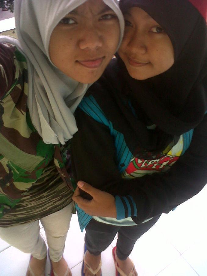 Hai, its me and my friend