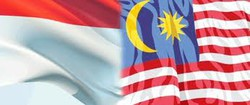Perbedaan indonesia dan malaysia sob haha.. Kocak!!!