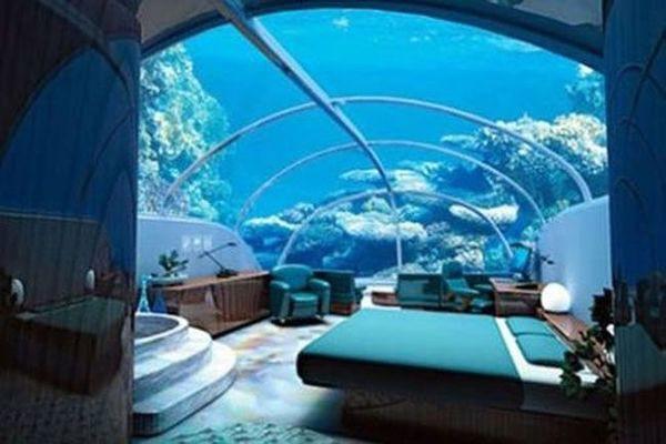 awesome! desain kamar tidur hotel terkeren didunia.. mana wownya....