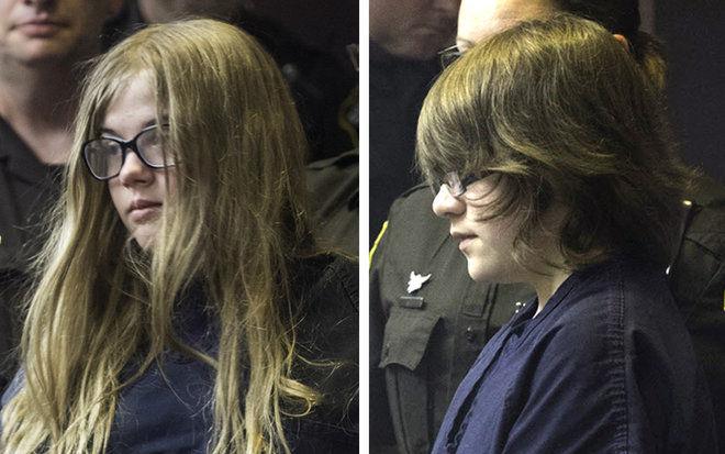 Dua gadis cilik berusia 12 tahun (Morgan Geyser dan Anissa Weier) mengaku terpengaruh dengan kisah Slenderman yang dibaca melalui Creepypasta dan menusuk temannya 19 kali di sekujur tubuh. Serangan ini dilakukan setelah mereka mengajak temannya