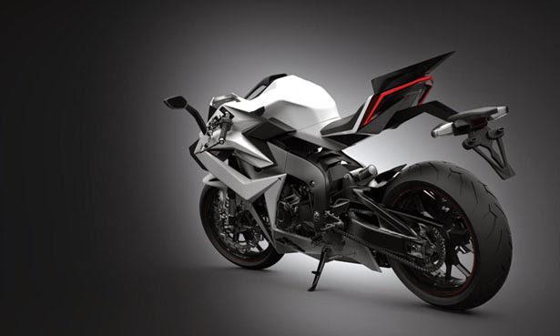 MOTOR HONDA 2015 , AKAN TAMPIL BERSAING Merek sepeda motor yang berbasis di St Petersburg Chak Motors mengkhususkan diri dalam menciptakan model-model mewah dan terbatas pada sejumlah kecil eksemplar. Mengubah a 2013 Honda CBR 1000RR ABS, ,