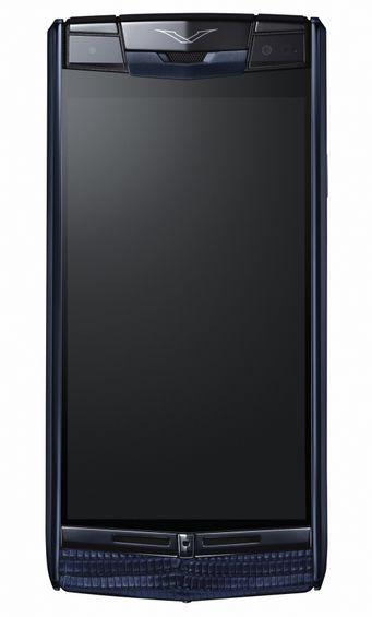 Vertu Signature Touch smartphone mewah seharga 11300 USD dengan balutan crystal sapphire
