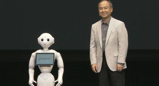 Pepper robot cerdas yang mengerti perasaan manusia