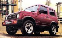 Jenis Suzuki Katana