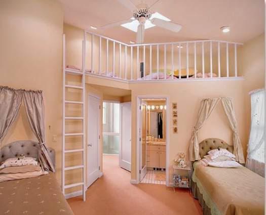 Punya adik perempuan yang beranjak dewasa? Atau mungkin putri kecial Anda sudah waktunya memiliki kamar sendiri? Ini dia 7 desain kamar tidur anak perempuan bergaya minimalis dan modern. Cekidot gan!