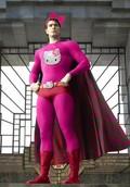 HAHA ini pahlawan kebenaran SS=Super Pink :D