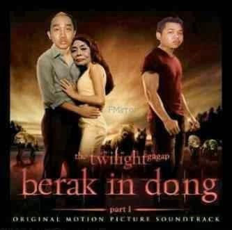 Twilight gagap :D Berak in dong ^^