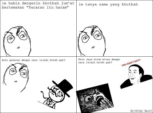 Jangan lupa Kunjungi Fanspage saya yah: https://www.facebook.com/pages/Meme-Komik-Indonesia/497355460370682?ref=ts&fref=ts <--- Thanks