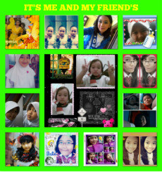 ITS ME AND MY FRIENDS