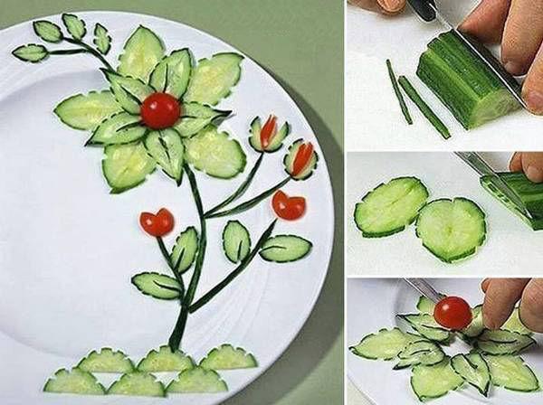 Sobat Pulsk, keren ya kreasi dari bahan sayuran ini, pasti makan kita lebih semangat ya.