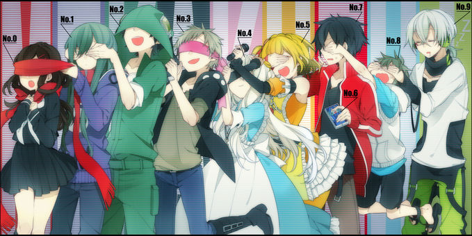 Who your favorite Characters ? Me:Momo WOW nya ^_^