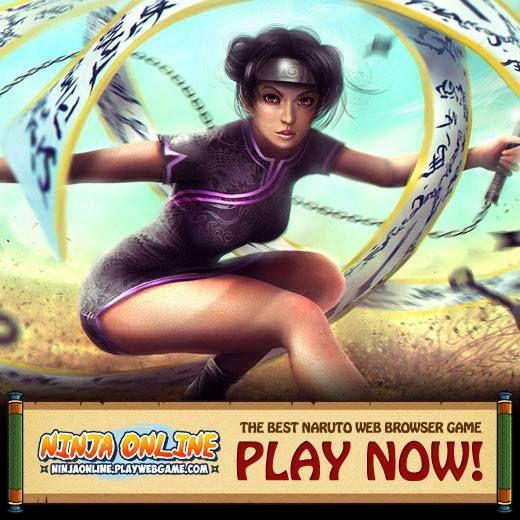 Gabung dan Mainkan petualangan Ninja versi Naruto Terbaik hanya di Ninja Online http://ninjaonline.playwebgame.com/ #anime #manga #playwebgame #ninja #shinobi #animeninja #naruto #sasuke #hokage #sharingan #konoha Yang suka Naruto, klik WoW yaa
