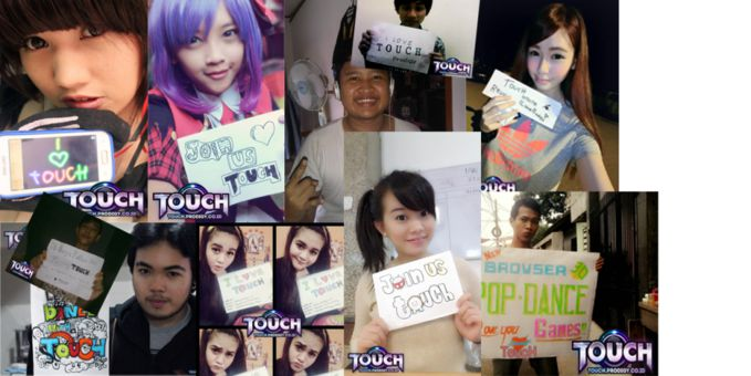 Di antara model, dancers, fans dan pecinta K-Pop / J-Pop. Caaiyooooo !!! Ayo ikutan main bareng game dance di Touch http://touch.prodigy.co.id/register.php . Pernah main (AyoDance) ? Wajib masuk http://touch.prodigy.co.id/ #gameonline #dance