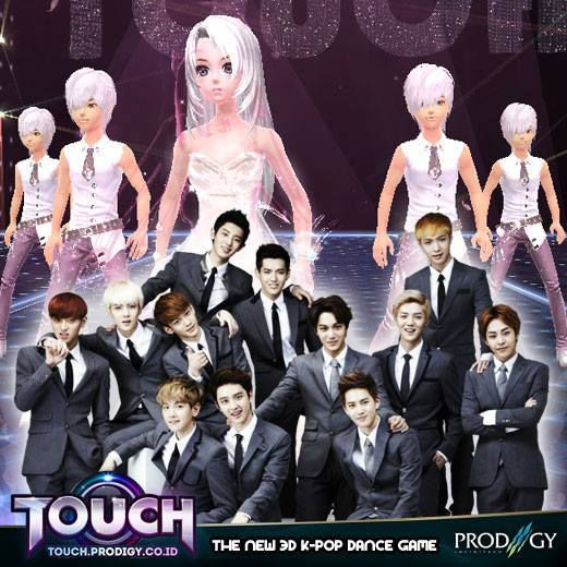 Suka musik K-Pop / J-Pop ? Suka lifestyle, fashion dan ? Main bareng aja di game dance TOUCH (lebih bening dari Audition AYoDance, sist, - promosi ) Klik official website dan register ID di http://touch.prodigy.co.id/ #dance #ayodance