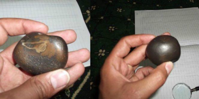 Para ahli memperkirakan umur batu itu hampir 1.442 tahun. Batu itu diduga dipakai sekelompok burung ababil mengusir pasukan gajah saat hendak menyerang Kabah. Dream - Pada 11 November 2012 silam, media di Timur Tengah ramai memberitakan seoran