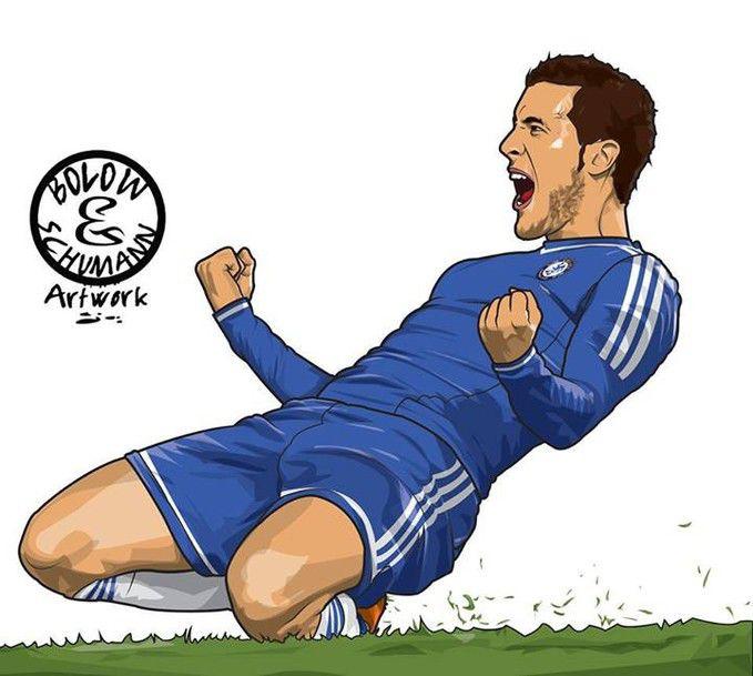 Eden Hazard \m/