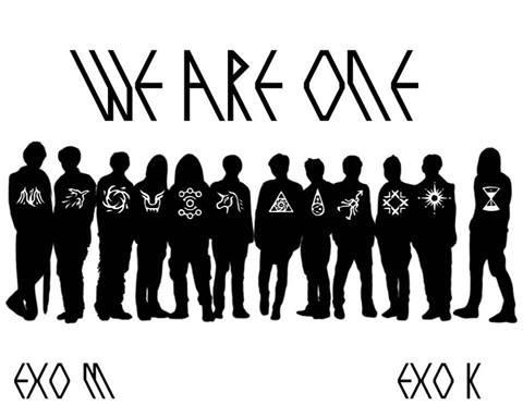 EXO-M & EXO-K