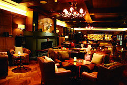 Whisky dan Cigar Bar di Galaxy Hotel & Resorts, Macau