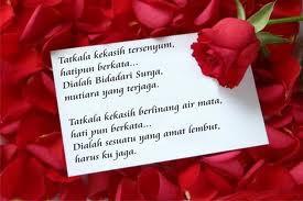Kumpulan Puisi Cinta Sedih