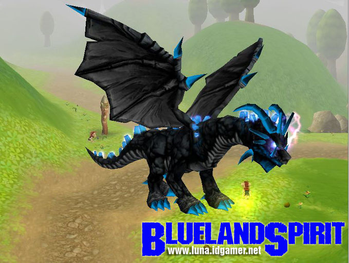 Blueland Spirit is new boss Level 199 Decade Luna plus He is strongest monster at blueland. Who want join with us to kill him ? let go to www.luna.idgamer.net