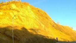 Inih lah Gunung Emas Di indonesia