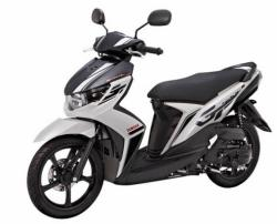 Harga dan spesifikasi Yamaha Mio Shoul GT 2014