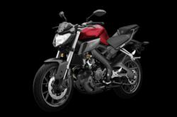Yamaha MT-125 2014