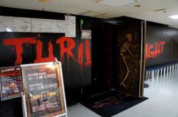 Semua hantu Jepang nemenin makan di Kaidan Live Bar Thriller Night
