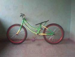 drag sepeda
