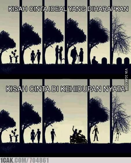 True love story vs Matre Love story..