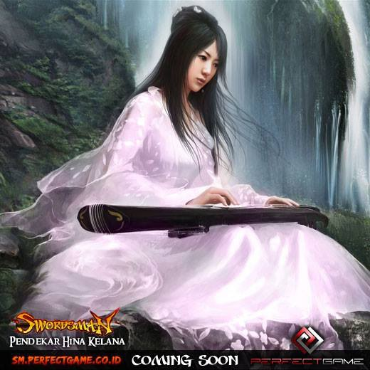 "The Most Anticipated MMORPG martial arts Swordsman Online sang ""Pendekar Hina Kelana"" akan segera rilis di Indonesia Website : http://sm.perfectgame.co.id/ G+: http://goo.gl/NrClo1 Forum: http://goo.gl/Uyj8hq Path: Swordsman Online Indonesia"