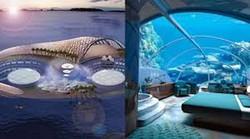 Hydropolis Hotel Bawah Laut Termegah di Dunia
