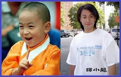 Nih temennya Boboho. Namanya Shi Xiaolong alias Aston Chen. Imut banget ya.....