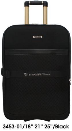 Tas Travel Time asik banget banyak kantongnye tapi Rp 700 ribuan, mahal dah