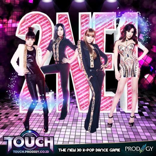 Siapa mau dance bareng dengan lagu-lagu hits #2NE1 ? Buuat kamu -kamu , apalagi yg punya pasangan (couple) atau gebetan sesama pecinta KPOP , yuk dance bareng di Touch Online http://touch.prodigy.co.id/
