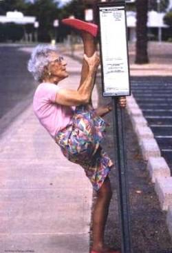 Dua Jempol Buat Nenek Satu ini!
