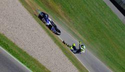 Video Kecelakaan Valentino Rossi di GP Aragon