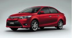 Spesifikasi Dan Harga Toyota Vios Terbaru 2015