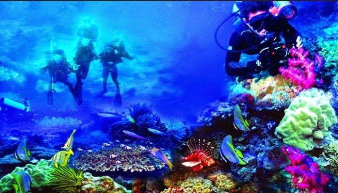 Taman Nasional Bawah Laut Bunaken