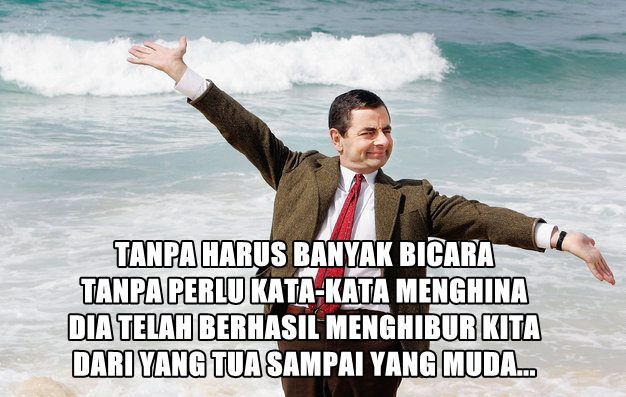 Mr. Bean Top Markotop :D #LifeTimeAchievement
