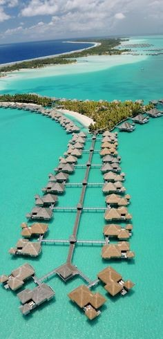 St. Regis Resort - Bora Bora, French Polynesia
