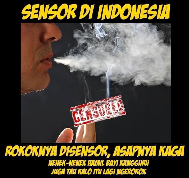 sensor indonesia