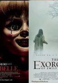 ANNABELLE DAN THE EXCORCISM OF EMILY ROSE !