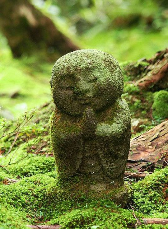 Cute Guardian Statue