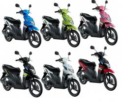 New Suzuki Nex FI 2015